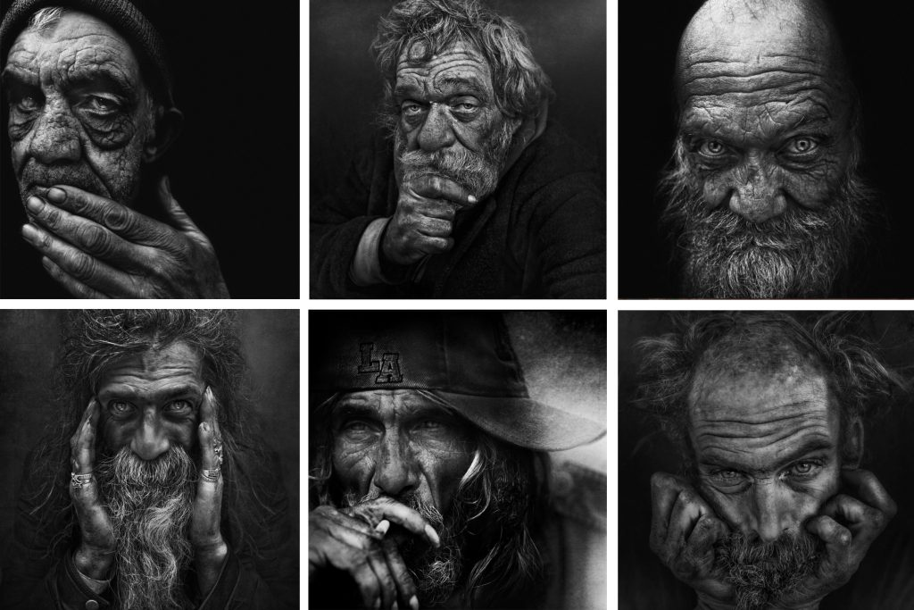 Dodge And Burn Comment Sublimer Un Portrait En Noir Et