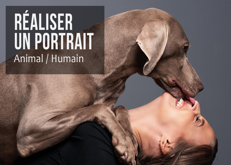 PORTRAIT ANIMALIER : COMMENT PHOTOGRAPHIER UN ANIMAL ET SON MAITRE ?